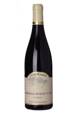 Olivier Guyot Chambolle Musigny 1er cru Les Fuées 2013