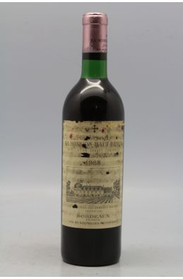 Mission Haut Brion 1968 -10% DISCOUNT !