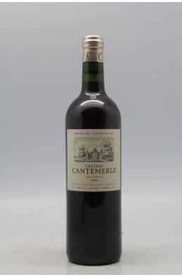 Cantemerle 2009