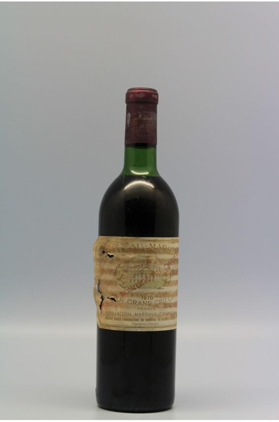 Château Margaux 1970