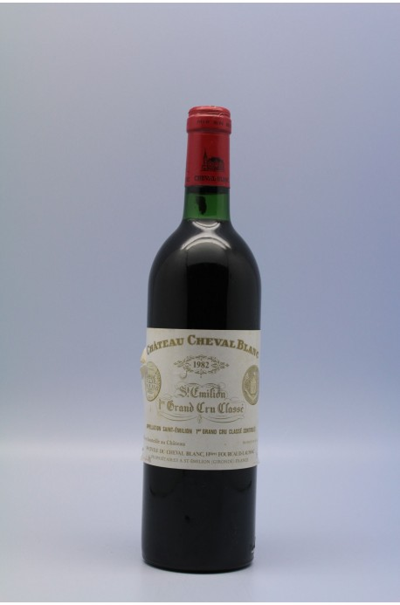 Cheval Blanc 1982