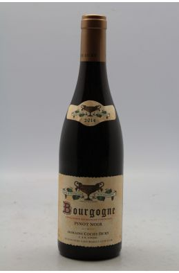 Coche Dury Bourgogne 2014 rouge