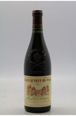 Fortia Chateauneuf du Pape 1995