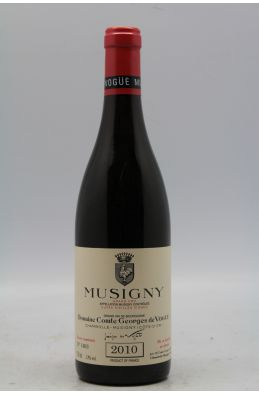 Comte Georges de Vogue Musigny 2010