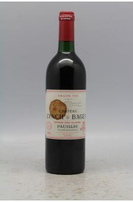 Lynch Bages 1985 -5% DISCOUNT !