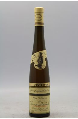 Weinbach Alsace Grand cru Gewurztraminer Altenbourg Quintessence de Grains Nobles Cuvée d'Or 1999 50cl