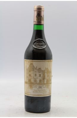 Haut Brion 1981 - PROMO -10% !