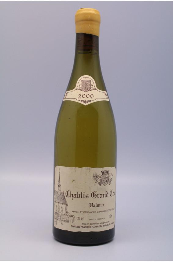 Raveneau Chablis Grand cru Valmur 2000