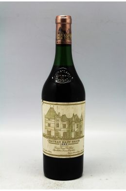 Haut Brion 1982 -10% DISCOUNT !