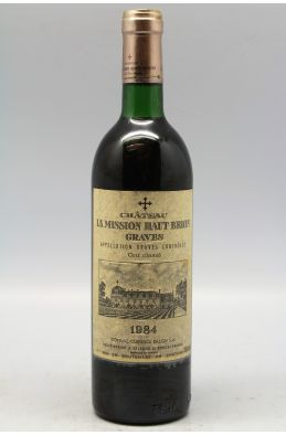 Mission Haut Brion 1984