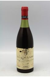 Comte George de Vogue Bonnes Mares 1982