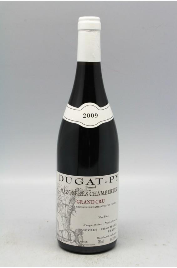 Dugat Py Mazoyères Chambertin 2009