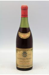 Louis Rémy Chambolle Musigny 1er cru 1964 - PROMO -20% !