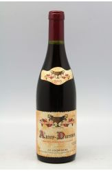 Coche Dury Auxey Duresses 2003 rouge