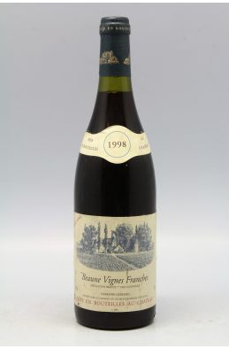 Germain Beaune 1er cru Vignes Franches 1998