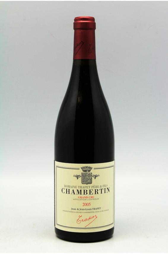 Trapet Chambertin 2005