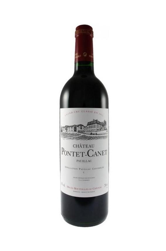 Pontet Canet 2000
