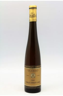 Lorentz Pinot Gris Vendanges Tardives 1994 50cl