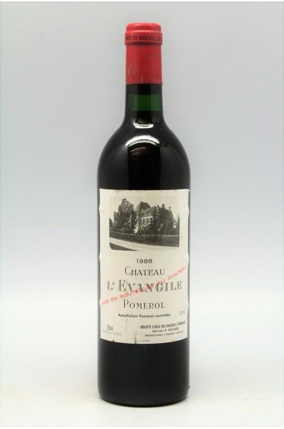 Evangile 1988