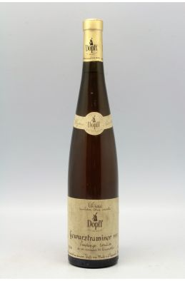 Dopff Au Moulin Gewurztraminer Vendanges Tardives 1995