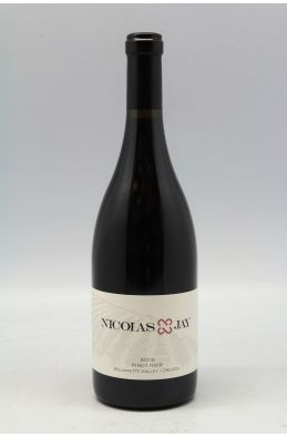 Nicolas Jay Willamette Valley Pinot Noir 2015