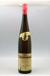Weinbach Alsace Riesling Schlossberg Cuvée Sainte Catherine L'inédit 2000 magnum