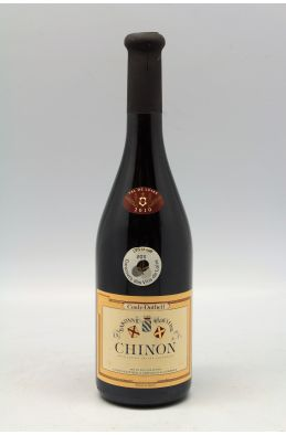 Couly Dutheil Chinon Baronnie Madeleine 2010