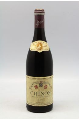 Couly Dutheil Chinon Baronnie Madeleine 1985