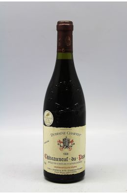 Charvin Chateauneuf du Pape 1999