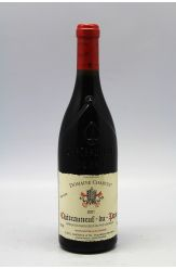 Charvin Chateauneuf du Pape 2001