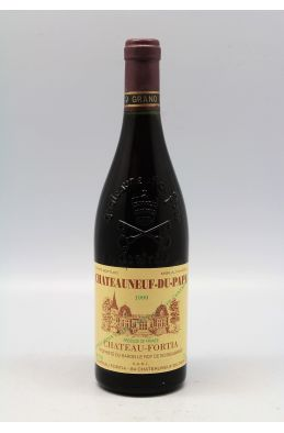Fortia Chateauneuf du Pape 1999