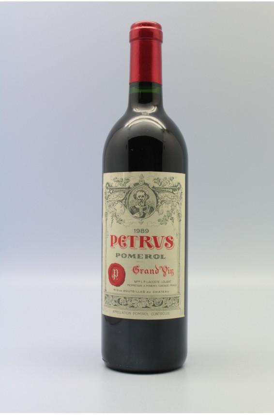 Pétrus 1989
