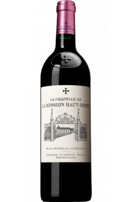 La Chapelle de la Mission Haut Brion 2001