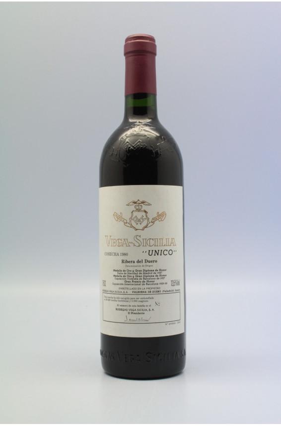 Vega Sicilia Unico 1980