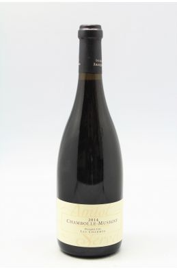 Amiot Servelle Chambolle Musigny 1er cru Les Charmes 2014