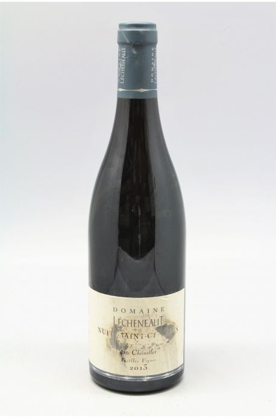 l cheneaut nuits saint georges les chouillets 2013 vieilles vignes 5 discount vins. Black Bedroom Furniture Sets. Home Design Ideas