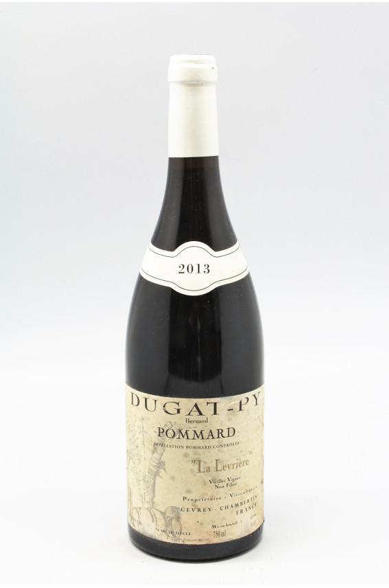Dugat Py Pommard La Levrière 2013 - PROMO -5% !