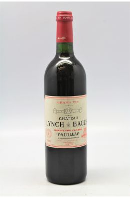 Lynch Bages 2000