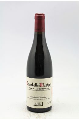 Georges Roumier Chambolle Musigny 1er cru Les Amoureuses 2006