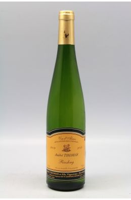André Thomas Alsace Riesling 2009