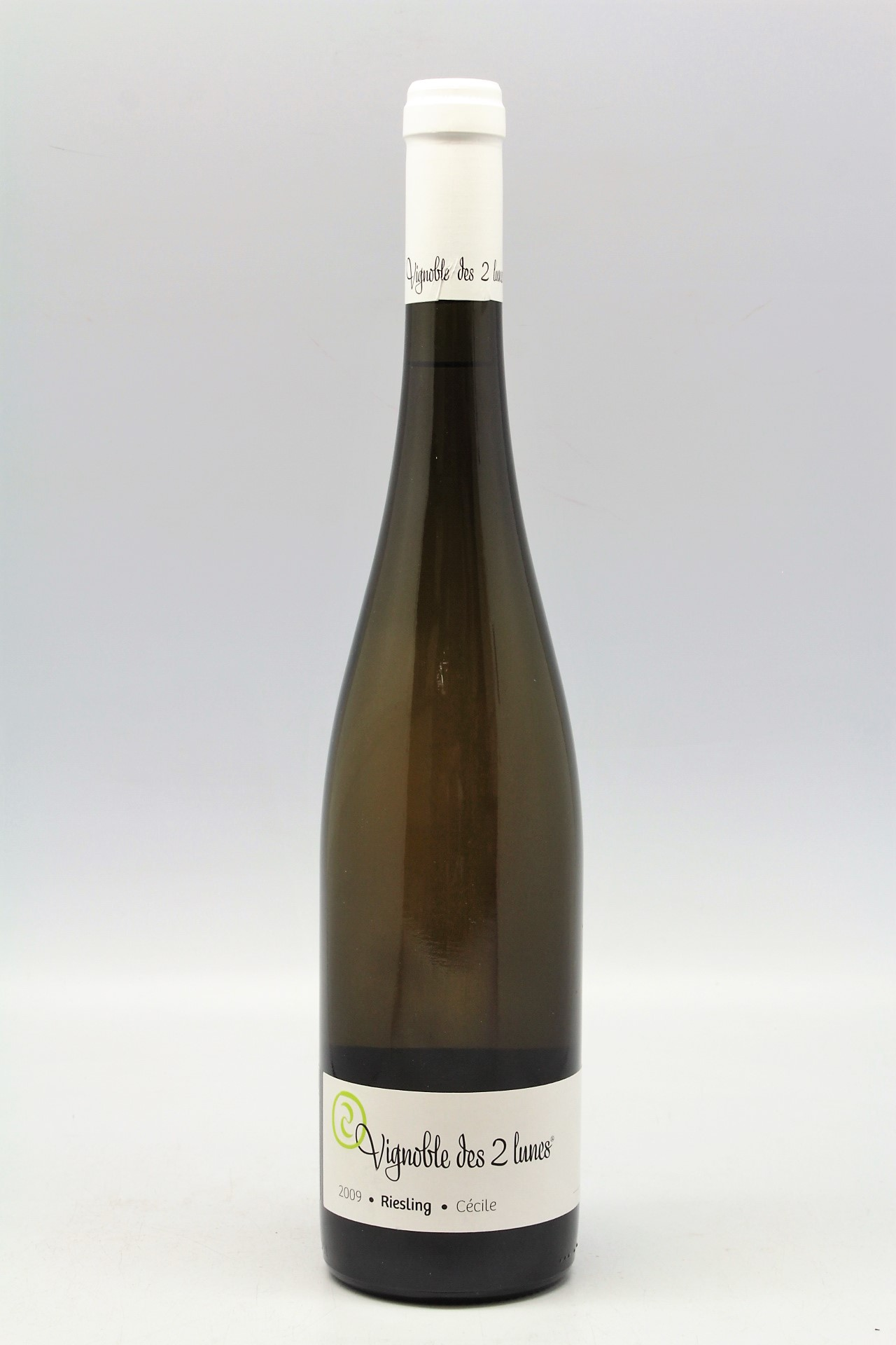 Millesimes alsace riesling