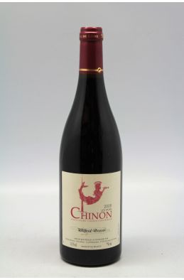 Wilfrid Rousse Chinon Les Puys 2005
