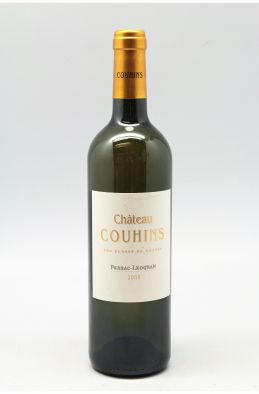 Couhins 2009 blanc