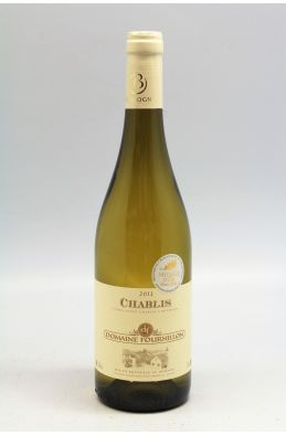 Fournillon Chablis 2013