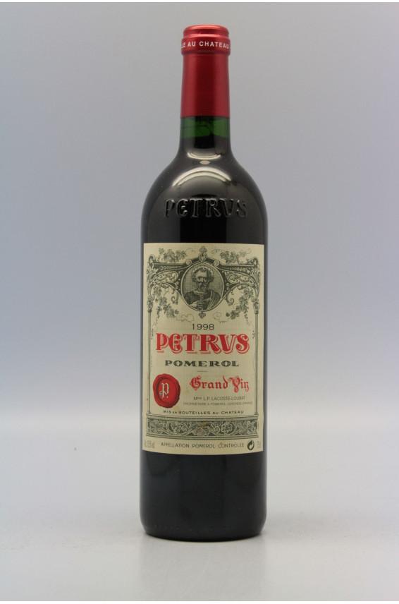 Pétrus 1998