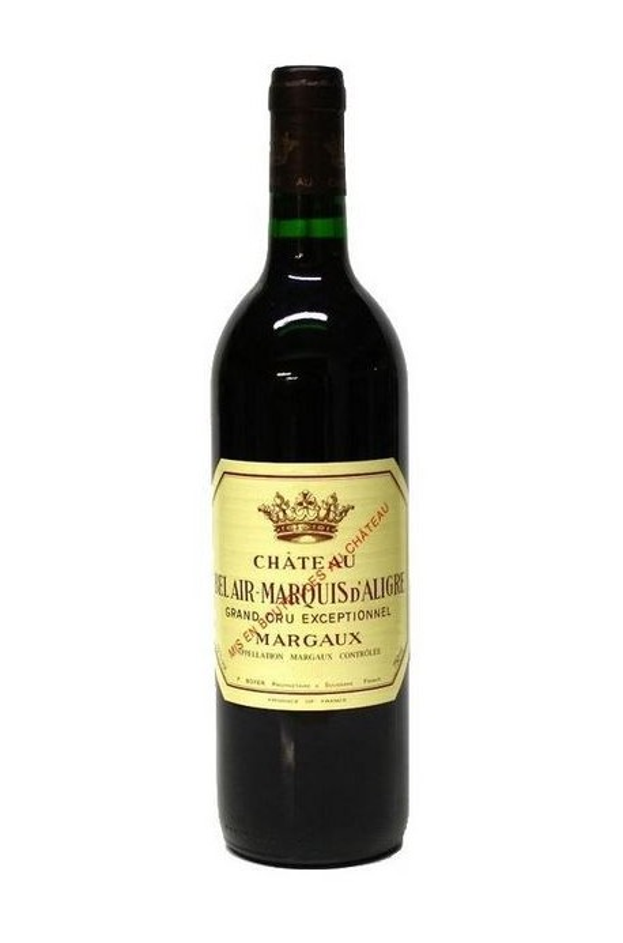 Bel Air Marquis d'Aligre 2003
