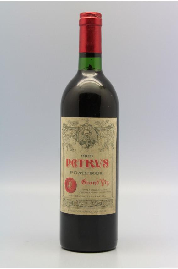 Pétrus 1983