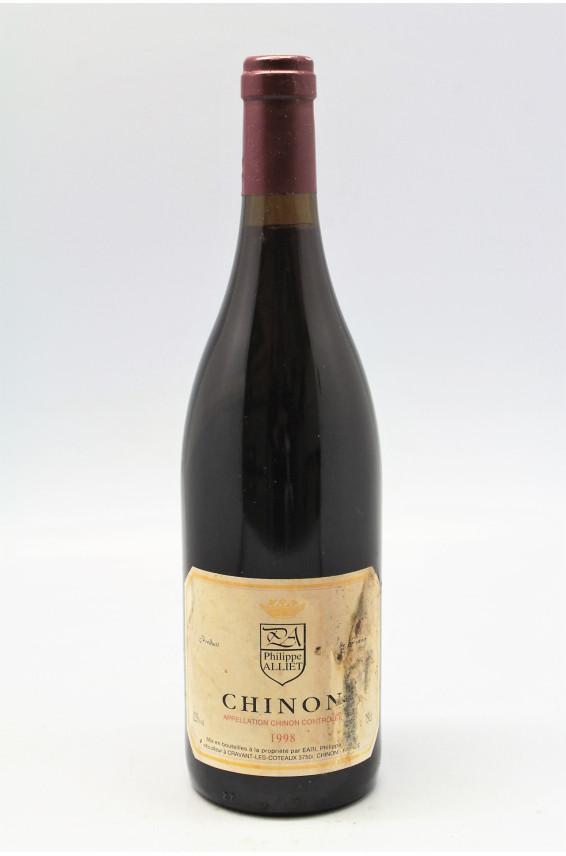 Alliet Chinon 1998 - PROMO -10% !