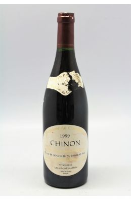 Colombier Chinon 1999 -5% DISCOUNT !