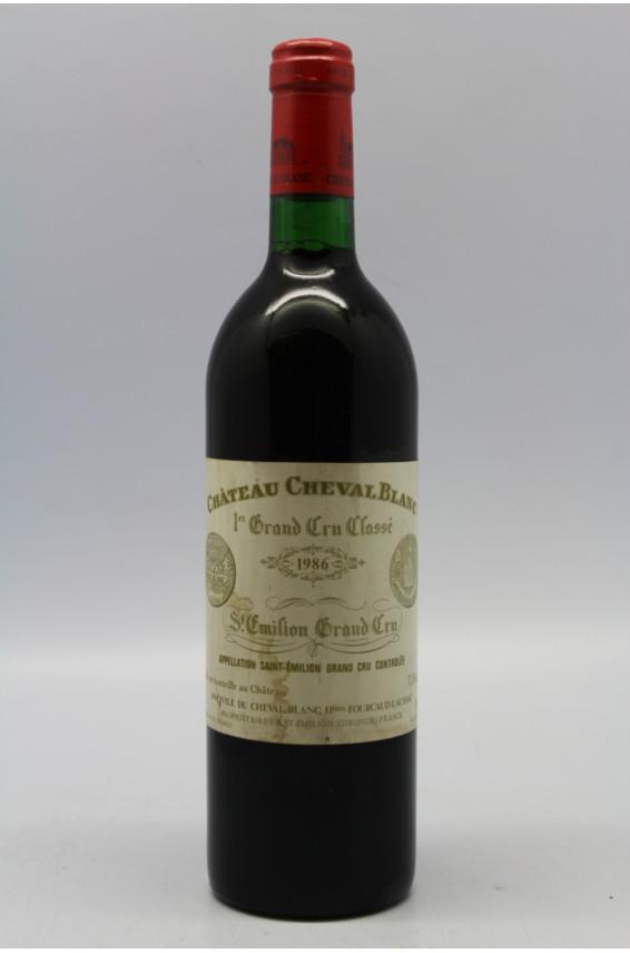 Cheval Blanc 1986 - PROMO -5% !